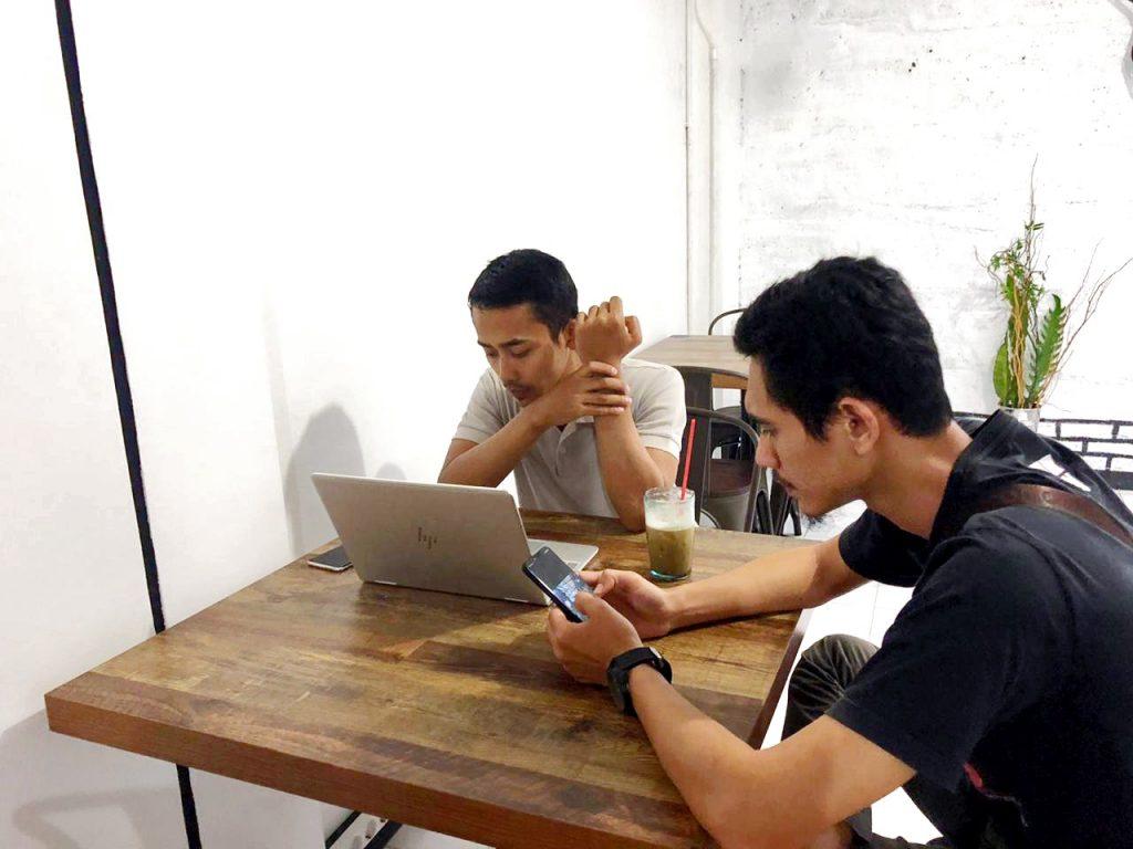 Coworking Space Outdoor