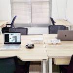 Reaksi Coworking Space Bogor - Working Desk