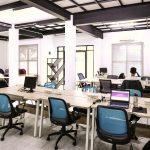 Reaksi Coworking Space Bogor - Open Space