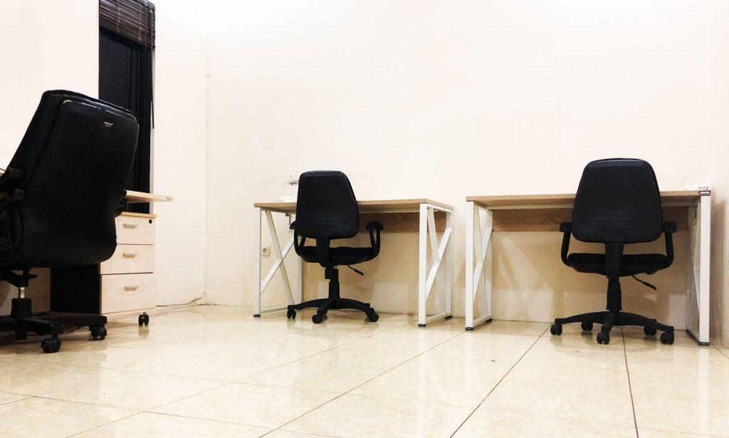 Reaksi Coworking Space Bogor - Private Office